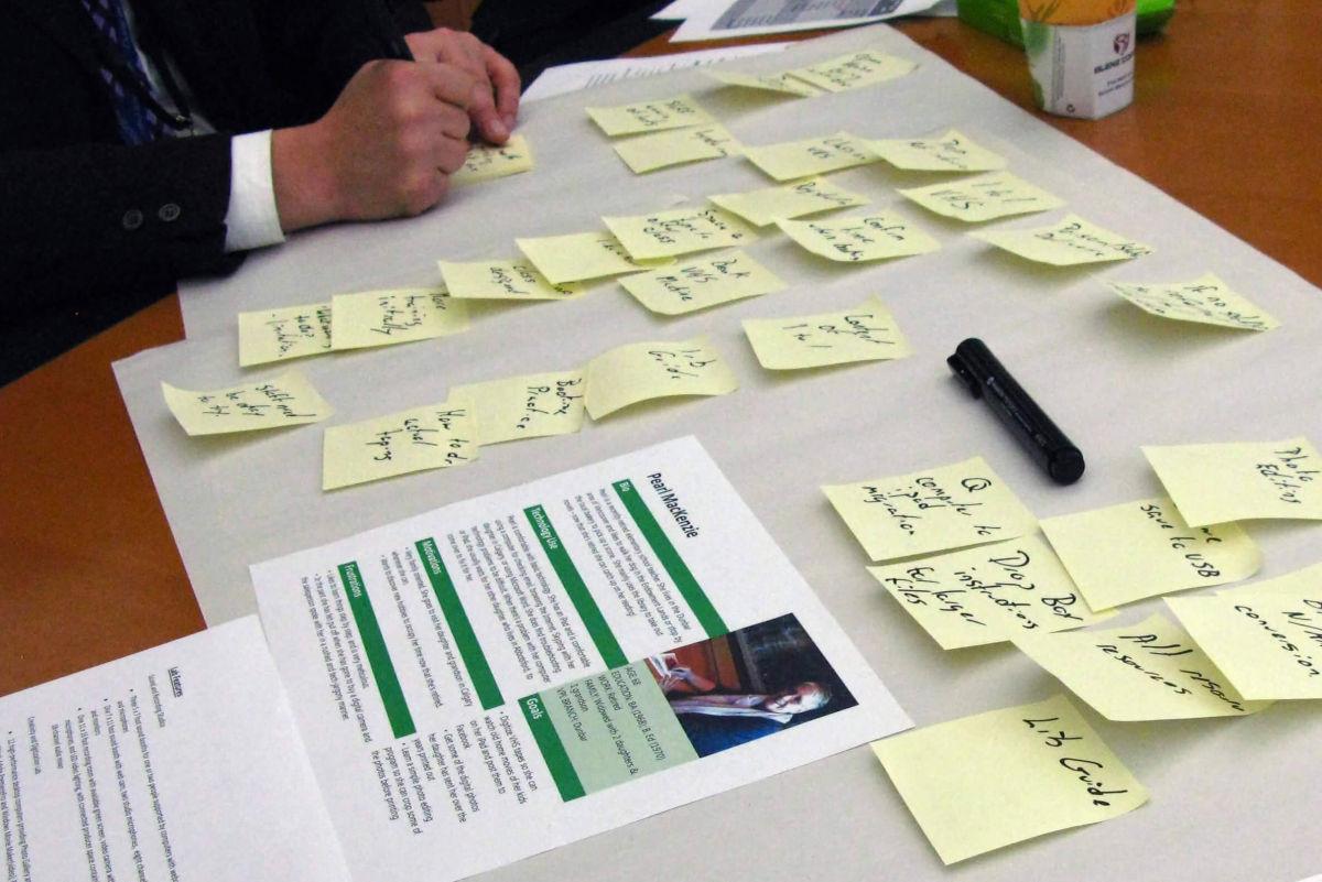 Can service design help an organization prepare for change?