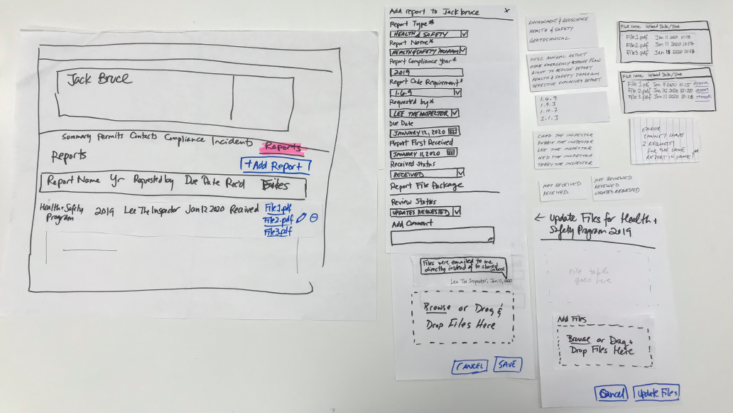 Can UI design help file management in government?